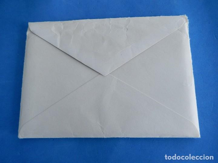Postales: Lotería Nacional. Colección de tarjetas postales. Serie J. Dibujos de Sumer. - Foto 6 - 108216063