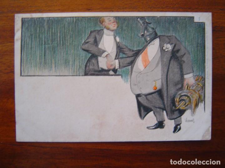 Postales: 10 POSTALES de SIFON LUSTRAL ( SERIE COMPLETA ) 1902 ILUSTRADAS POR VALLHONRAT - sin circular - Foto 3 - 108451355