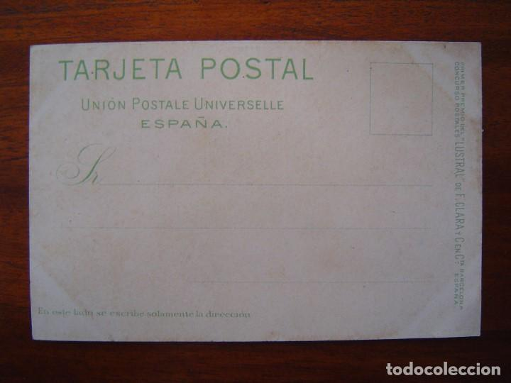 Postales: 10 POSTALES de SIFON LUSTRAL ( SERIE COMPLETA ) 1902 ILUSTRADAS POR VALLHONRAT - sin circular - Foto 14 - 108451355