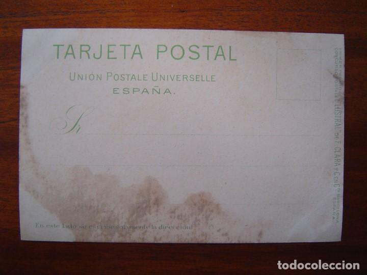 Postales: 10 POSTALES de SIFON LUSTRAL ( SERIE COMPLETA ) 1902 ILUSTRADAS POR VALLHONRAT - sin circular - Foto 16 - 108451355