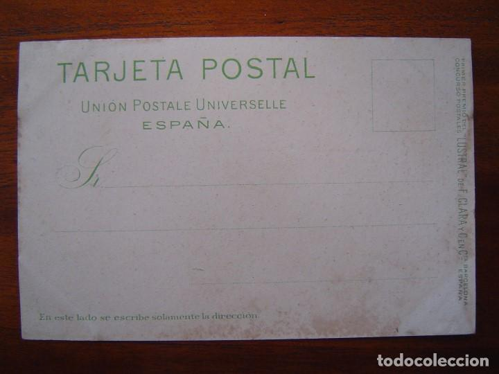 Postales: 10 POSTALES de SIFON LUSTRAL ( SERIE COMPLETA ) 1902 ILUSTRADAS POR VALLHONRAT - sin circular - Foto 20 - 108451355