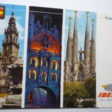 Postales: POSTAL ESPAÑA IBERIA. Lote 109282327