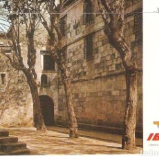 Postales: PUBLICITARIA, IBERIA, LA CORUÑA, 1970, SIN CIRCULAR. Lote 110079607