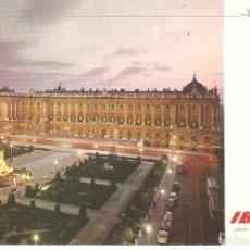 Postales: PUBLICITARIA, IBERIA, MADRID, 1970, CIRCULADA CON SU SELLO. Lote 110079919