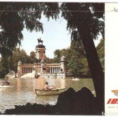 Postales: PUBLICITARIA, IBERIA, MADRID, 1970, SIN CIRCULAR. Lote 110079943