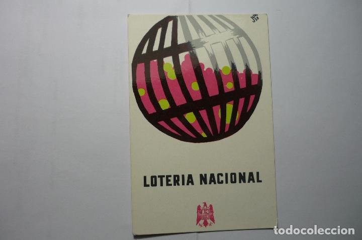 POSTAL LOTERIA NACIONAL -DIBUJO ULIBARREN (Postales - Postales Temáticas - Publicitarias)