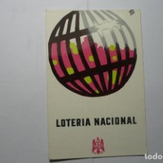 Postales: POSTAL LOTERIA NACIONAL -DIBUJO ULIBARREN. Lote 110099191