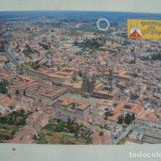 Postales: POSTAL CAMPING LAS CANCELAS SANTIAGO DE COMPOSTELA (1993). NO USADA NI CIRCULADA.. Lote 112901627