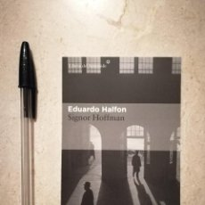 Postales: POSTAL ORIGINAL -10*15- EDUARDO HALFON - ALBUM - SIGNOR HOFFMAN - LIBRO. Lote 112938571