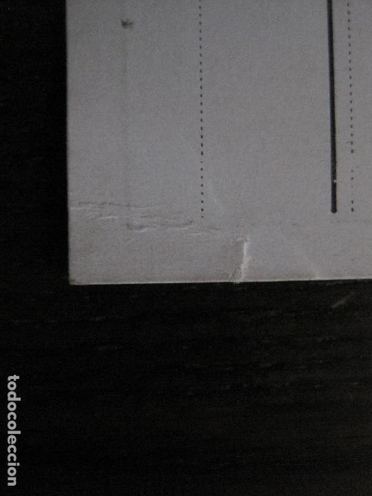 Postales: POSTAL PUBLICIDAD - FARMACIA - PASTILLAS BOLIVAR PARA CATARROS ASMA Y TOS -VER FOTOS - (52.268) - Foto 5 - 115514339
