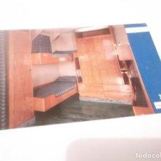 Postales: POSTAL PUBLICIDAD CRUCEROS YBARRA Y COMPAÑIA S.A. - CABO SAN ROQUE CAMAROTE CLASE ECONOMICA. Lote 115631883