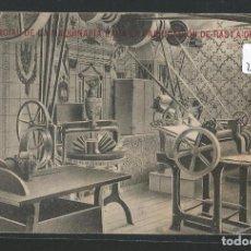 Postales: FÁBRICA DE PASTAS PARA SOPA NICOLÁS MESTRES - REUS - P25091. Lote 115734551