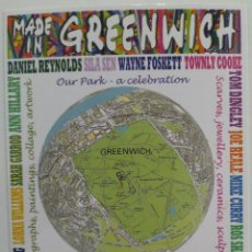 Postales: POSTAL MADE IN GREENWICH LONDRES. Lote 116849203