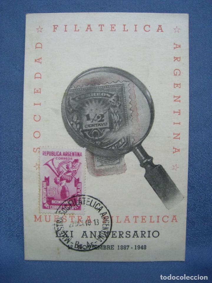 Resultado de imagen para Sociedad Filatélica de la República Argentina