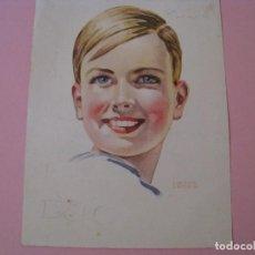 Postales: TARJETA POSTAL DE PUBLICIDAD DE BLENDAX MAX. IL. LUNGERSHAUSEN. ALEMANIA. CIRCULADA 1940... Lote 118191547