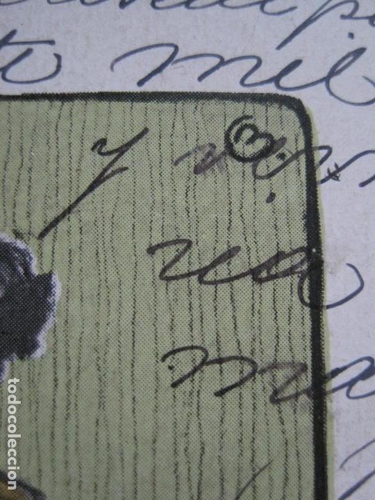 Postales: POSTAL PUBLICITARIA REVISTA ARTS-TALLERES BARRAL- DIBUJO NUALART-REVERSO SIN DIVIDIR -(52.648) - Foto 3 - 118273607