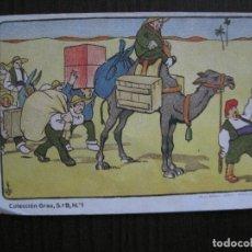 Postales: POSTAL PUBLICITARIA GENEROS PUNTO CIUDAD DE MATARO-DIBUJO CORNET -VER FOTOS -(52.656). Lote 118275183