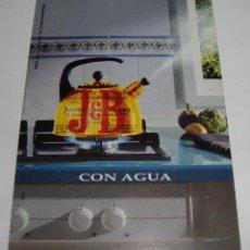 Postales: (ALB-TC-21) TARJETA POSTAL PUBLICITARIA JB CON AGUA. Lote 118411567