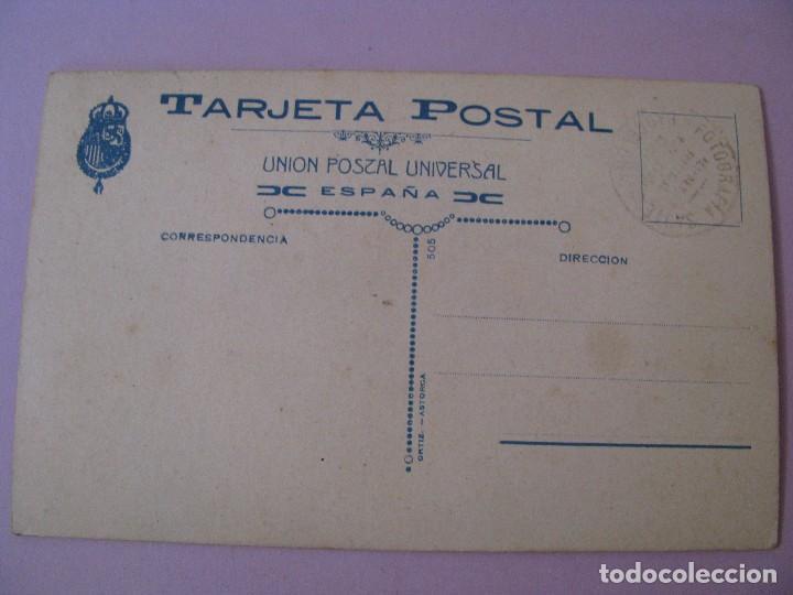 Postales: POSTAL DE LAGRUPACIÓ CHORAL DEL CENTRE COOPERATIVIU DE PESCADORS. BARCELONA 1918. - Foto 2 - 118710683