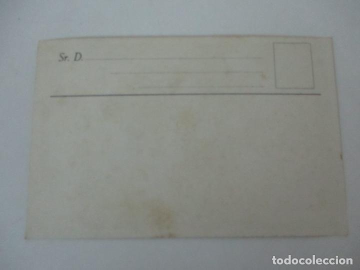 Postales: Postal Publicitaría Manau - Aparatos de Saneamiento - Marca Roca - Foto 3 - 120992451