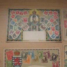 Postales: ANTIGUAS POSTALES ALEMANIA UNION POSTAL UNIVERSAL Y OTRAS EXTRANJERO 1940. Lote 124145183