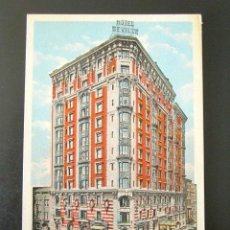 Postales: POSTAL PUBLICITARIA. HOTEL SEVILLE. NEW YORK. FIFTH AVENUE AND TWNTY-NINTH STREET. . Lote 126979495