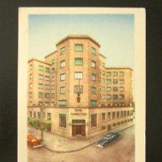 Postales: POSTAL PUBLICITARIA. HOTEL CONDESTABLE. BURGOS. . Lote 127119731