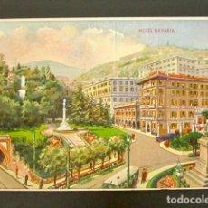 Postales: POSTAL PUBLICITARIA. HOTEL BAVARIA. . Lote 127119967