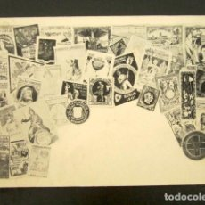 Postales: POSTAL PUBLICITARIA. VARIOS. . Lote 127120035