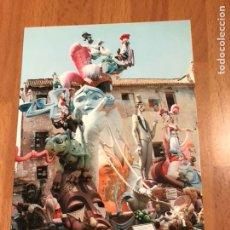 Postales: TARJETA POSTAL FALLAS DE VALENCIA 2000. Lote 128491684