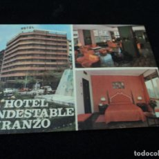 Postales: HOTEL CONDESTABLE IRANZO JAEN . Lote 128514703