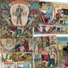 Postales: 12 TARGETAS POSTALES,DE FELICITACIONES, . Lote 128803423
