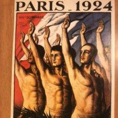 Postales: TARJETA POSTAL VENCA JUEGOS OLÍMPICOS OLYMPICOS PARIS 1924. Lote 130066254