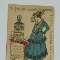 Postales: !! RARA !! POSTAL COLONIA ALQUEZAR STO. DOMINGO MADRID 1916 - ESCRITA. Lote 132517866