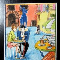 Postales: POSTAL LOS SITIOS DE ZARAGOZA PATRONATO MUNICIPAL DE TURISMO PLAZA SAN FELIPE. Lote 132520766