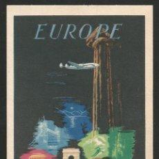 Postales: AIR FRANCE - COMPAÑÍA AÉREA - EUROPA - P26475. Lote 133581658