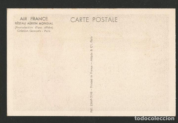 Postales: AIR FRANCE - COMPAÑÍA AÉREA - EUROPA - P26475 - Foto 2 - 133581658