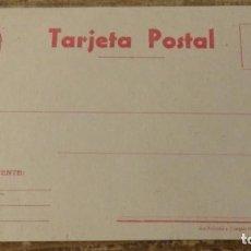 Postales: POSTAL PUBLICITARIA LA PALOMA, PALENCIA , IMPRENTA, LIBRETAS SACAS DE TABACOS, PAPEL DE FUMAR,ETC. Lote 135786358
