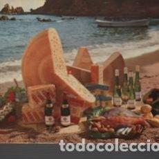 Postales: POSTAL PUBLICIDAD RENE BARBIER - 1975 DIRIGIDA A FONZ - HUESCA. Lote 136110502