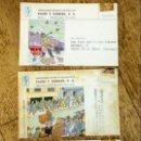 Postales: 3 POSTALES PUBLICITARIAS LABORATORIOS PAGÉS Y SARRIAS S.A.. Lote 137791498