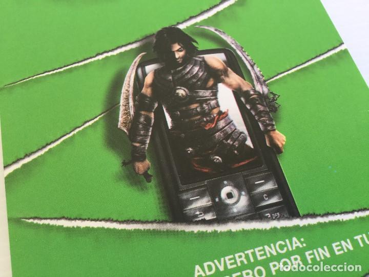 Postales: Postal publicitaria Amena Auna – Prince of Persia - Gameloft - Foto 2 - 137895670