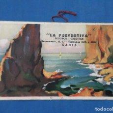 Postales: ANTIGUA POSTAL PUBLICITARIA LA PREVENTIVA. Lote 139502294