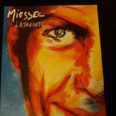Postales: POSTAL MIOSSEC, DISCO L´ETREINTE. 2005.. Lote 142464462