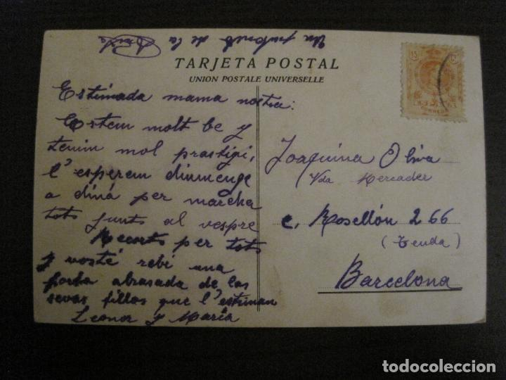 Postales: MYRURGIA BARCELONA PERFUMERIA ESPAÑOLA-POSTAL ANTIGUA PUBLICITARIA-(54.821) - Foto 5 - 142612310