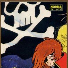 Postales: POSTAL EDITORIAL NORMA - CAPITAN HARLOCK. Lote 151588613