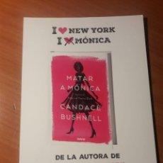 Postales: POSTAL I LOVE NEW YORK -MATAR A MÓNICA-. Lote 144418838
