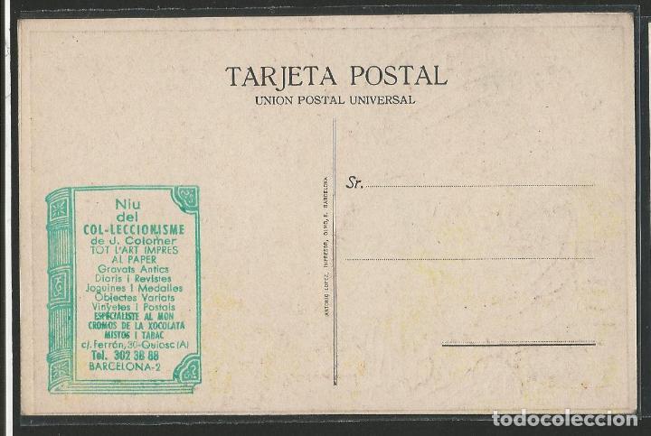 Postales: EL DILUVIO - PUBLICACIÓN - ILUSTRADOR JUNCEDA - P28186 - Foto 2 - 146460922