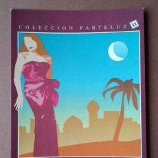 Postales: POSTAL RELATO DE BELÉN CAMINO. ÁLVAREZ DE SOTOMAYOR. PARTELUZ. MCM MEDIA POST. 1995. NO CIRCULADA.. Lote 146790142