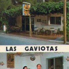 Postales: LAS GAVIOTAS . PAGUERA . MALLORCA.. Lote 147759022