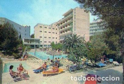 HOTEL MADRIGAL. PAGUERA . MALLORCA. (Postales - Postales Temáticas - Publicitarias)